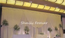 Compare Prices On Wedding Decoration Stage Backdrops White